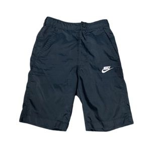 Nike boys size medium black shorts